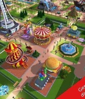 RollerCoaster Tycoon Touch Apk (5)
