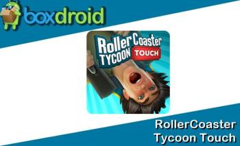 RollerCoaster Tycoon Touch v1.5.38 – Apk Download – Mod Money + Data – Atualizado
