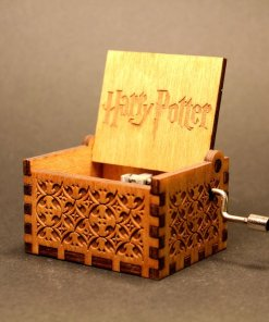 Hand-cranked Music Boxes
