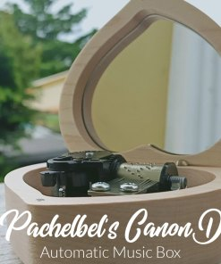 Pachelbel's Canon D Automatic Music Box