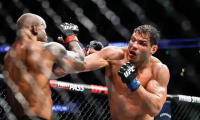 UFC - Paulo COSTA prend la décision face à Yoel ROMERO - VIDEO HL