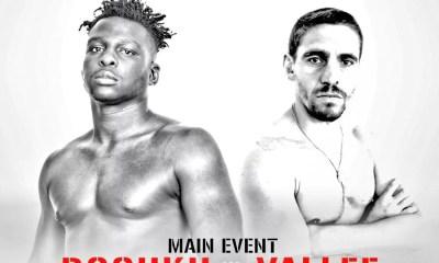 100% FIGHT 41 - Patrick VALLEE et Boubakar NIAKATE sont de retour !