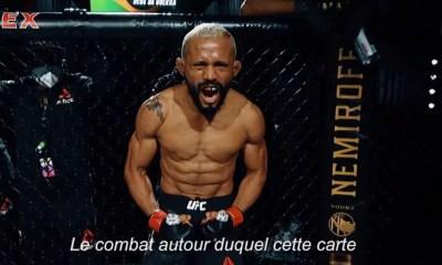 UFC 256 - Figueiredo vs Moreno - Video Promo version Française