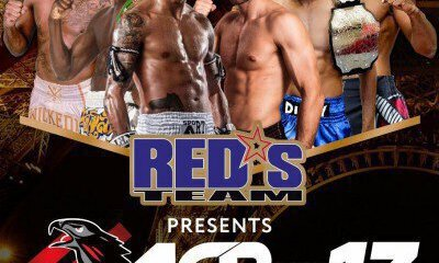ACB Kickboxing 13 - Paris - Résultats et Vidéos