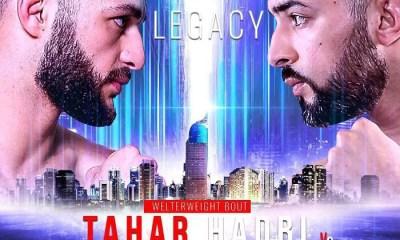 BRAVE 12 - HADBI vs AL-SILAWI, le vainqueur obtient le Title Shot !