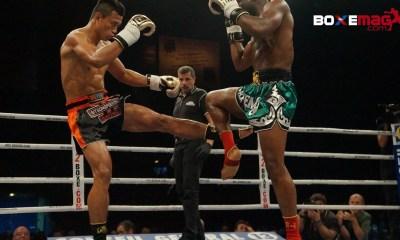 Sittichai vs Abdallah Mabel - Fight Video - NDC 21
