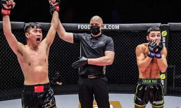 Adam Noi vs Han Zi Hao - Replay vidéo du combat - ONE Championship