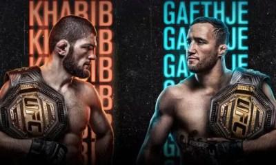 UFC 254 - Khabib vs Gaethje - Résultats des combats de la soirée
