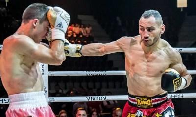 Karim BENNOUI vs Tristan BENARD - Full Fight Video - Arena Fight