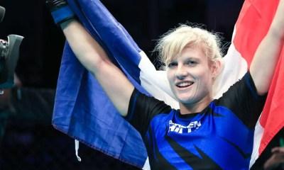 La Niçoise Manon Fiorot signe avec l'UFC