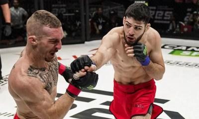 Nassourdine Imavov rejoint l'UFC