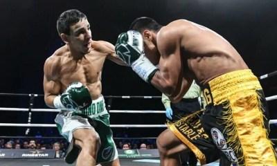 Nordine OUBAALI part à la Conquête du championnat Monde WBC