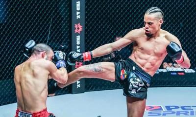 Video - Regian Eersel conserve sa ceinture du ONE face à Mustapha Haida