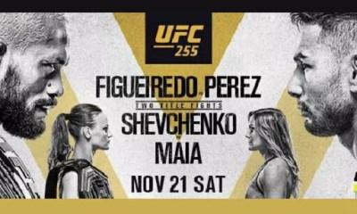 UFC 255 Résultats - Figueiredo vs Perez