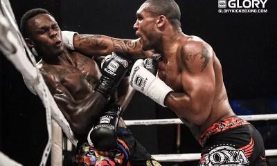 GLORY 70 - Jason WILNIS, le tombeur du champion de l'UFC Israel ADESANYA, combattra à Lyon !