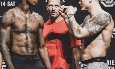 Israel Adesanya vs Marvin Vettori 2 en finalisation pour l'UFC 263