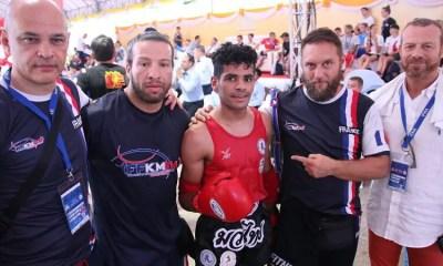 Championnat du Monde IFMA Muay Thai 2019 - EDF - Video jour 5 et Résultats