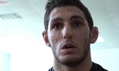 VIDEO - 100% FIGHT 40 - Interview de Michael ALJAROUJ