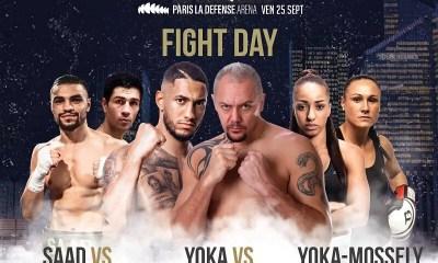 Tony Yoka vs Johann Duhaupas - Infos Direct live et Résultats des combats