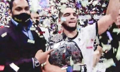 VIDEO - Amin Ayoub Champion du BRAVE par TKO !