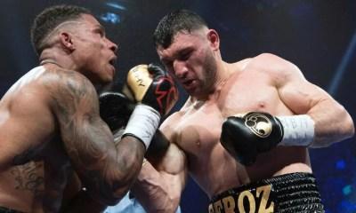 BOXE - Arsen GOULAMIRIAN affrontera Maxim VLASOV pour la défense de son titre mondial WBA