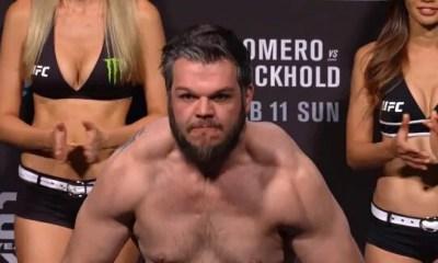 UFC 221 - Vidéo et Résultats de la pesée avec Cyril ASKER