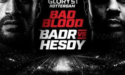 GLORY 51 - Badr HARI vs Hesdy GERGES - Conférence de presse en LIVE !