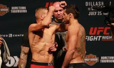 T.J. Dillashaw vs Renan Barao 2 - Full Fight Video - UFC Chicago