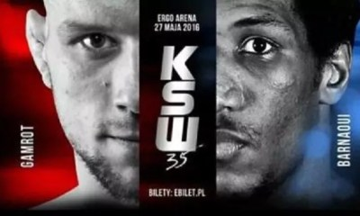 Mansour BARNAOUI vs Mateusz GAMROT - Full Fight Video - KSW 35