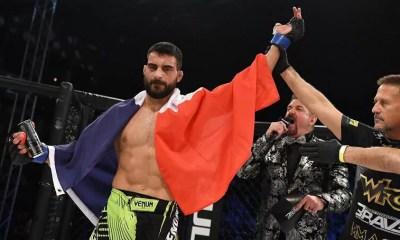BRAVE MMA - Benoit St-Denis victorieux, Jennifer Trioreau se console avec la mention Fight of The Night