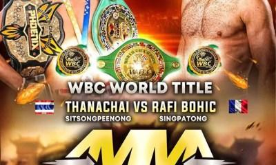 Rafi BOHIC signe un nouveau KO sur TAKSILA au Blue Arena Stadium - VIDEO