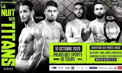 Bohic vs Hlali rebooké pour le 10 octobre à Tours
