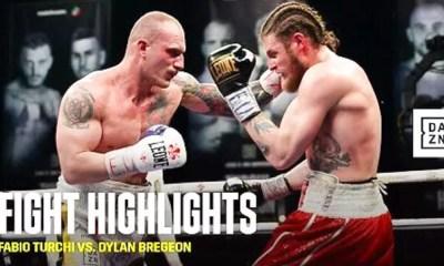VIDEO - Dylan Bregeon passe à deux doigts de la ceinture EBU