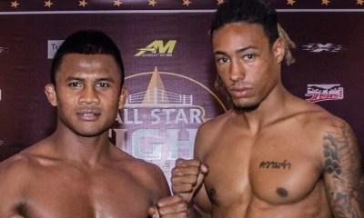 BUAKAW vs Gaetan DAMBO - Full Fight Video - Muay Thai