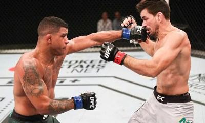 UFC Brasilia - Gilbert BURNS se paye Demian MAIA par TKO et demande Colby COVINGTON
