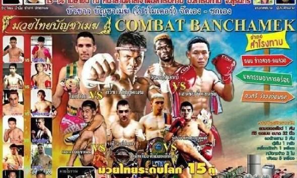 Buakaw Banchamek vs Victor Nagbe - Fight Video 2014