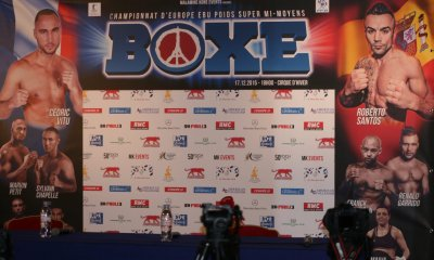 UFC Gane vs Volkov - Replay de la conférence de presse d'après combat