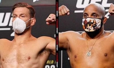 UFC 252 - Résultats de la pesée