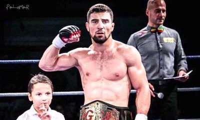 Mehdi Dakaev sera t'il le prochain Français à signer avec l'UFC ?