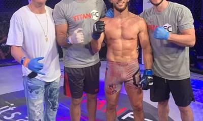 VIDEO - Dylan SALVADOR signe une victoire avant la limite pour ses débuts en MMA