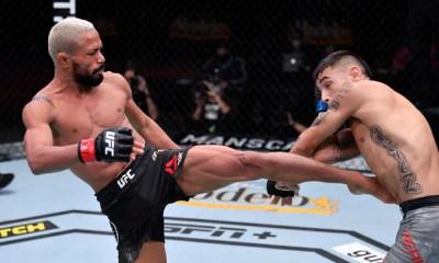 Video HL - Figueiredo vs Perez - UFC 255