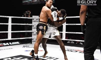 VIDEO HL - Cedric Doumbe vs Murthel Groenhart 3 - Glory 77
