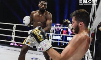 VIDEO - Cedric DOUMBE détruit Alim NABIEV par KO, prend sa revanche et devient le numéro 1 incontesté !