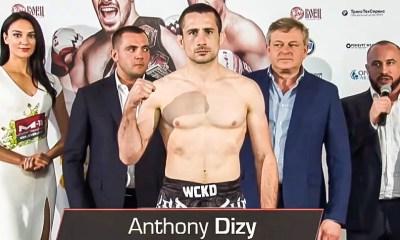 VIDEO - Anthony DIZY vainqueur par TKO pour sa deuxième victoire au M-1