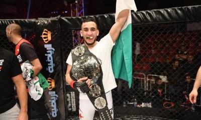 MMA - BOUDEGZDAME toujours Champion, HADBI règle ses comptes !