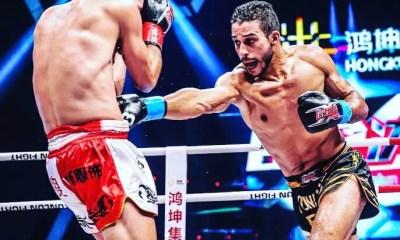 GLORY 47 - Lyon - Abdellah EZBIRI rejoint PINCA et HLALI dans le tournoi !