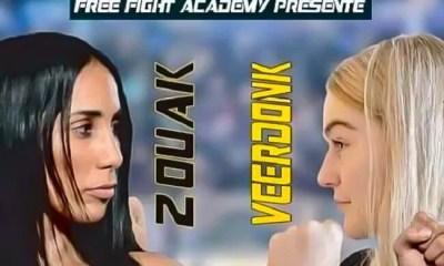 FFA Challenge 1 Direct Live et Résultats: Zouak vs Veerdonk