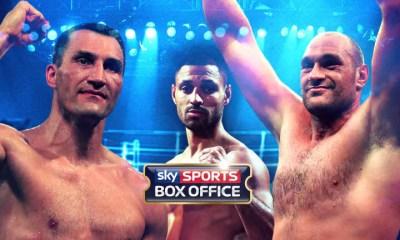 Tyson Fury vs Wladimir Klitschko - Full Fight Video