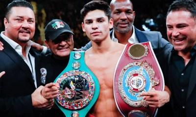 Ryan Garcia devrait-il combattre Davis ou Haney?