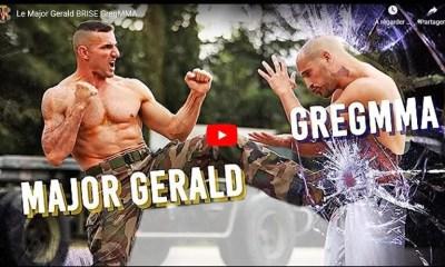 GregMMA vs Major Gerald Partie 2 - Vidéo
